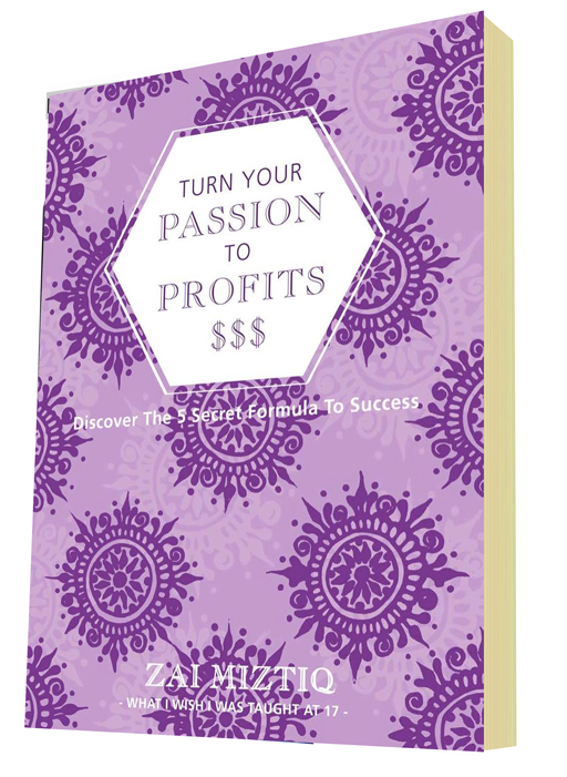 Turn Your Passion To Profits