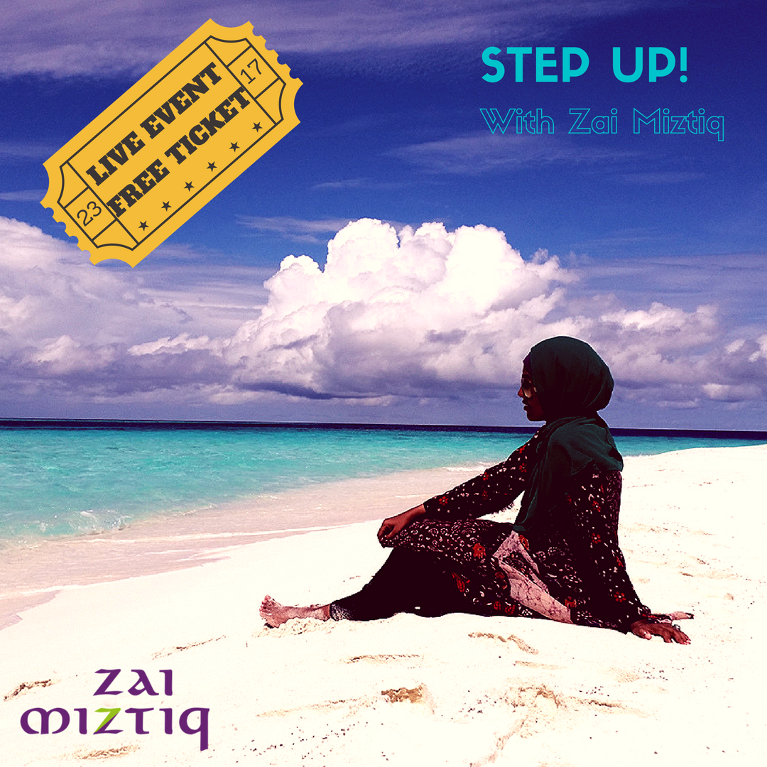 Step Up With Zai Miztiq-Live Event